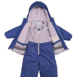 4T Disney Frozen II Jacket & Snowsuit Set